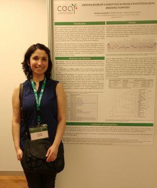 Investigadora participa en Conferencia Internacional
