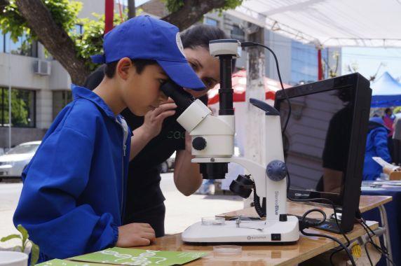 CEAF desarrolla amplio número de actividades en el mes de la Ciencia y Tecnología 2016